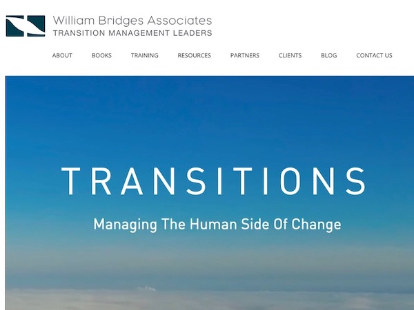 William Bridges Associaltes Content Writer